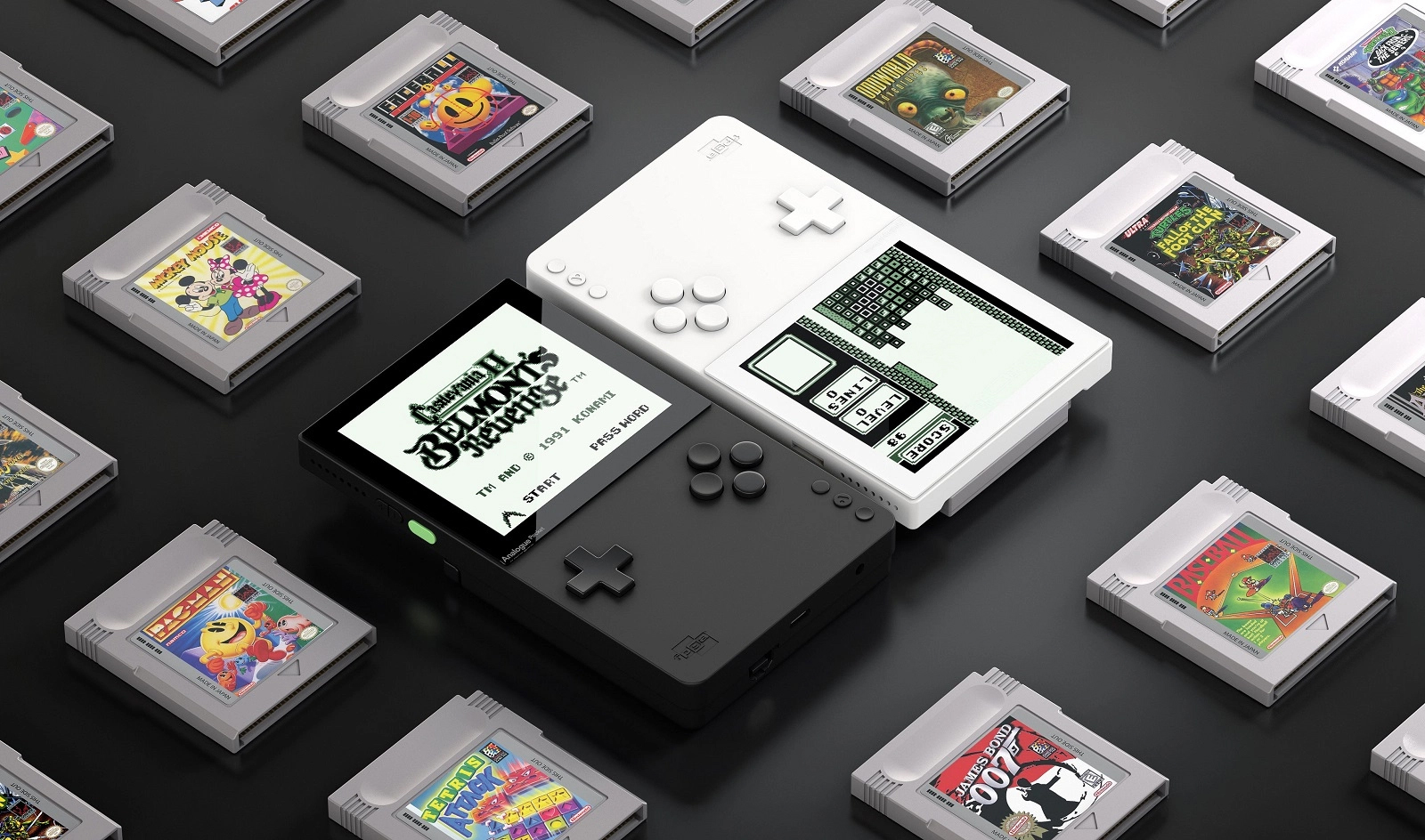 Analogue Pocket revivirá el Game Boy y otras consolas portátiles