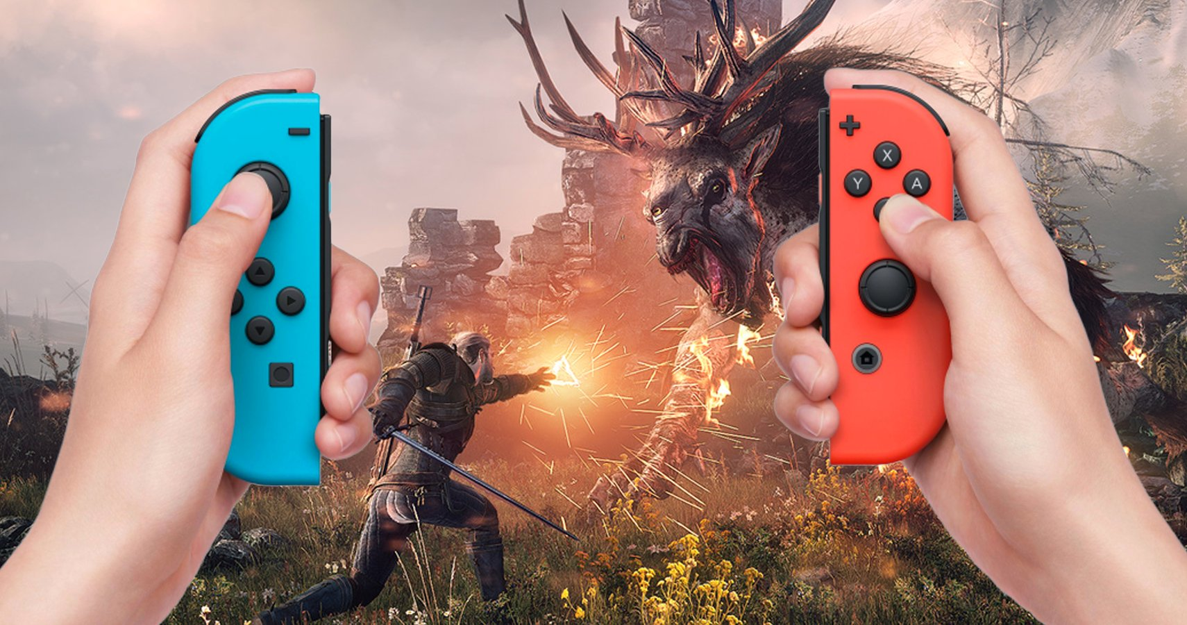 Director de God of War expresa su emoción por jugar The Witcher en el Switch