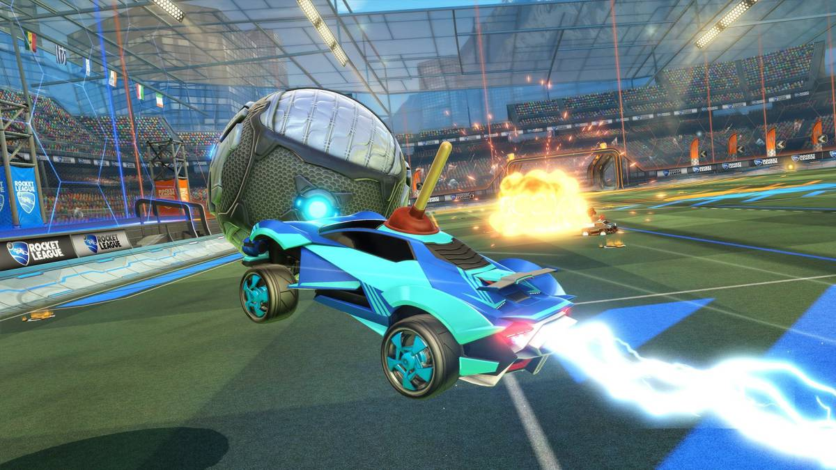 Rocket League cambia su modelo de loot boxes en reciente actualización